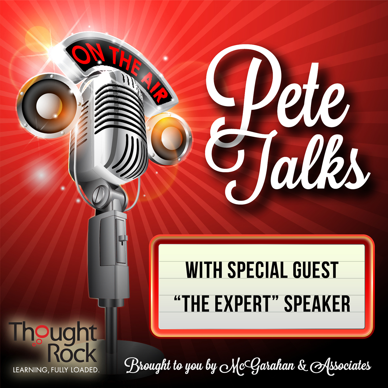 Pete Talks Radio Show